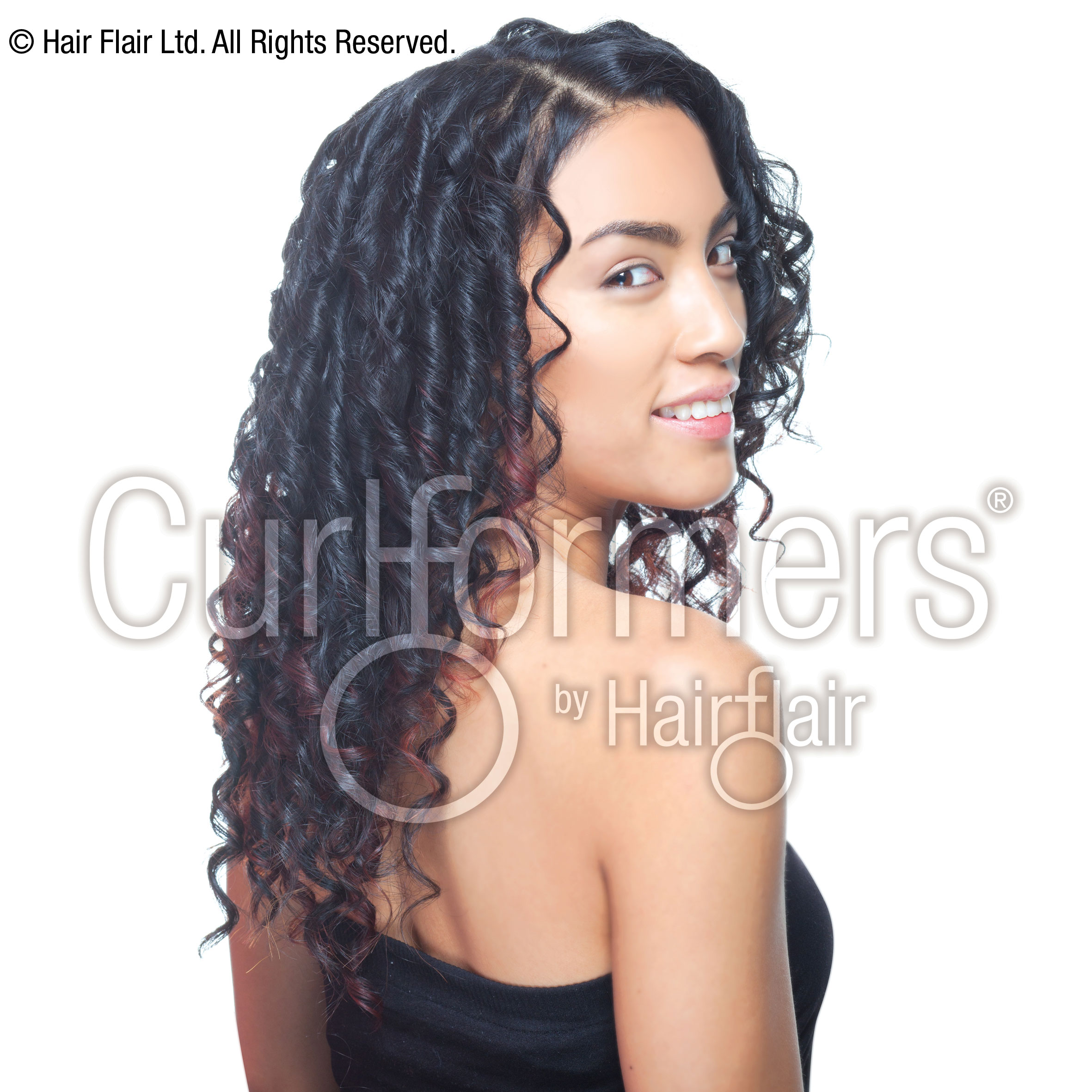 Curlformers Corkscrew Styling Kit 22 Jessicurl Curly