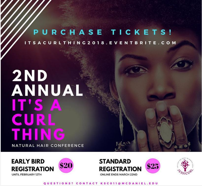 2nd Annual Its a Curl Thing Natural Hair Conference