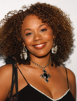 Rachel True Type 3c hair