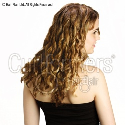 """Curlformers Spiral Styling Kit 14"""""""
