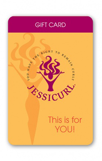 Jessicurl Curly Hair Essentials Gift Certificate
