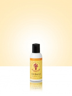 Curly Hair Style Products - Oil Blend for Softer Hair from Jessicurl's line of conditioning products