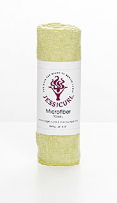 Microfiber Scrunching Towel from Jessicurl's line of Curly Essentials