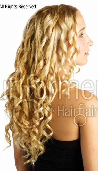 """Curlformers Spiral Styling Kit 22"""""""