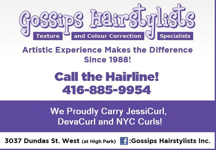 Mary's Salon Gossips Hairstylists contact information