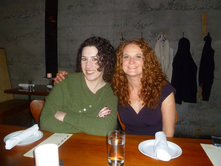 Me and Jordana in Seattle