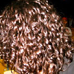 A Jessicurl Curly Hair Products Customer